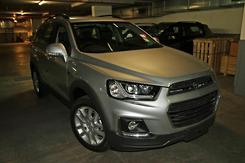 2017 Holden Captiva Active CG Auto 2WD MY18 Automatic