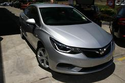 2017 Holden Astra LT BL Auto MY17 Automatic