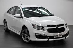 2016 Holden Cruze SRi Z-Series JH Series II Auto MY16 Automatic