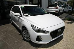 2017 Hyundai i30 Go Manual MY18 Manual