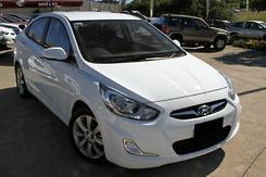 2013 Hyundai Accent Active Auto Automatic