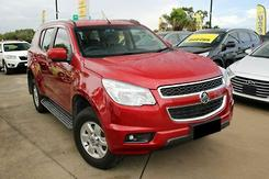 2015 Holden Colorado 7 LT RG Auto 4x4 MY15 Automatic