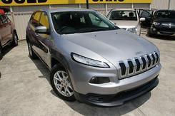 2014 Jeep Cherokee Sport Auto Automatic