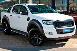 2015 Ford Ranger XLT PX MkII Manual 4x4 Double Cab Manual