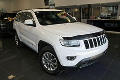 2015 Jeep Grand Cherokee Laredo Auto 4x4 MY15 Automatic