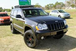 2007 Jeep Grand Cherokee Laredo Auto 4x4 MY07 Automatic