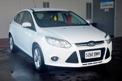 2013 Ford Focus Trend LW MKII Manual Manual