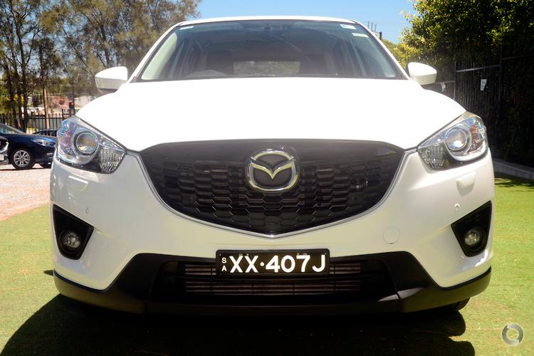 2012 Mazda CX-5 Grand Touring KE Series Auto AWD