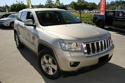 2011 Jeep Grand Cherokee Laredo Auto 4x4 MY12 Automatic