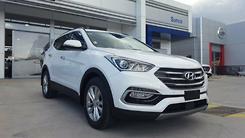 2017 Hyundai Santa Fe Elite Auto 4x4 MY18 Automatic