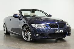 2013 BMW 335i M Sport High-line E93 Auto MY13.5 Automatic