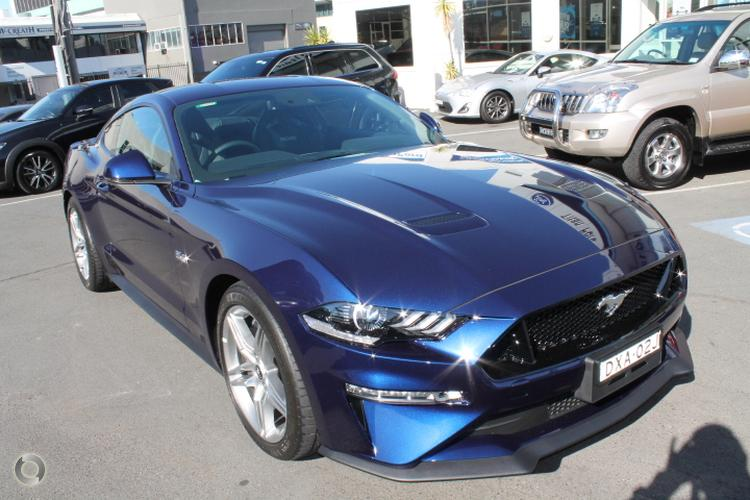 2018 Ford Mustang GT FN Auto