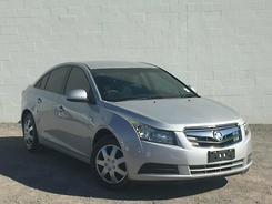 2009 Holden Cruze CD JG Auto Automatic