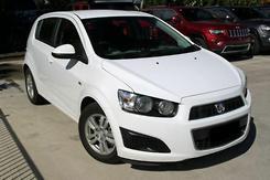 2014 Holden Barina CD TM Auto MY14 Automatic