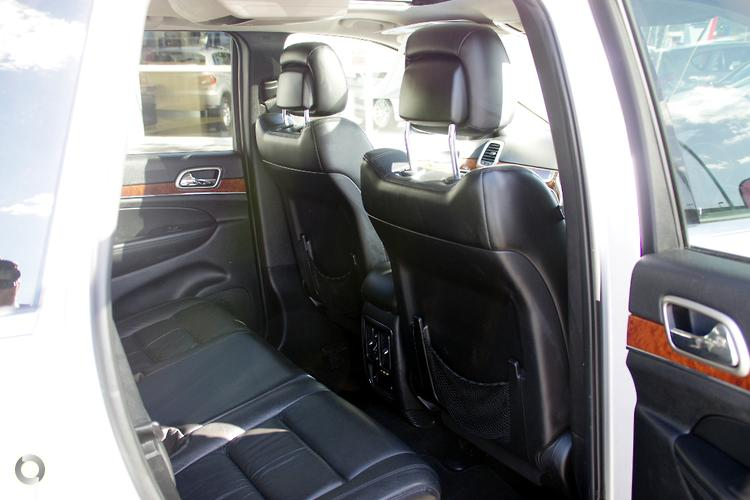2012 Jeep Grand Cherokee Limited Auto 4x4 MY13