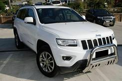 2014 Jeep Grand Cherokee Laredo Auto 4x4 MY14 Automatic
