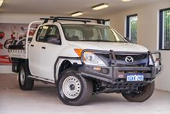 2015 Mazda BT-50 XT UP Auto 4x4 Dual Cab Automatic