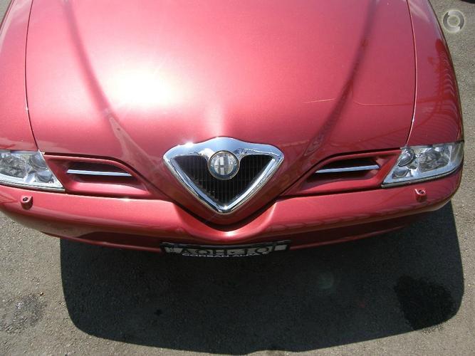 2002 Alfa Romeo 166 Auto MY02