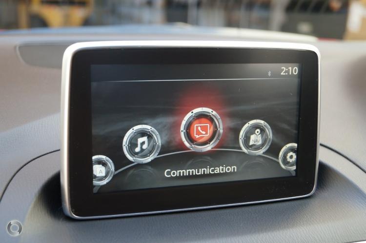 2015 Mazda 3 SP25 GT BM Series Manual