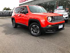 2016 Jeep Renegade Sport Auto MY16 Automatic