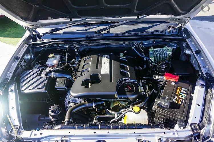 2016 Foton Tunland Manual 4x4 Dual Cab