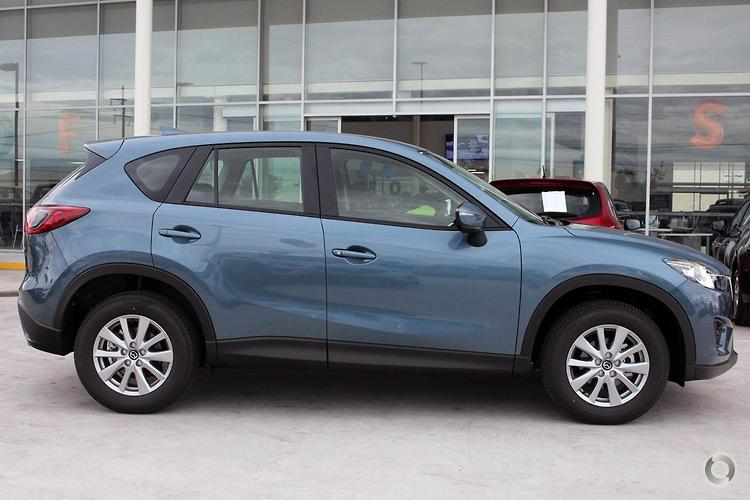 2016 Mazda CX-5 Maxx Sport KE Series 2 Auto AWD