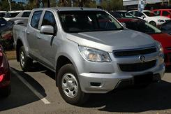 2013 Holden Colorado LX RG Auto 4x4 MY13 Automatic