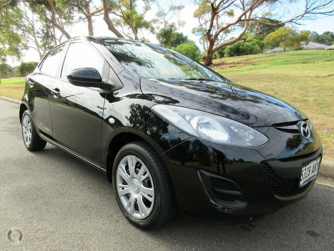 2011 Mazda 2 Neo DE Series 1 Auto MY11