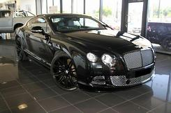 2015 Bentley Continental GT Speed Auto 4x4 MY15 Automatic