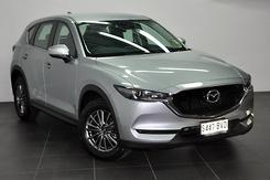 2017 Mazda CX-5 Maxx Sport KE Series 2 Auto i-ACTIV AWD Automatic