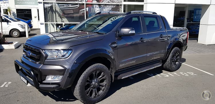 2018 Ford Ranger Wildtrak PX MkII Auto 4x4 MY18 Double Cab