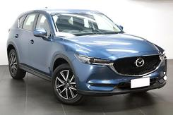 2017 Mazda CX-5 GT KF Series Auto i-ACTIV AWD Automatic