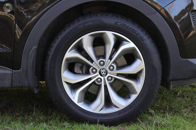 2014 Hyundai Santa Fe Highlander Auto 4x4 MY14