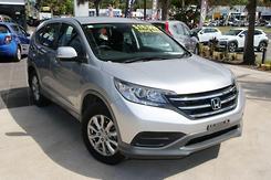 2012 Honda CR-V VTi Auto Automatic