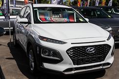 2018 Hyundai Kona Active Auto AWD MY18 Automatic