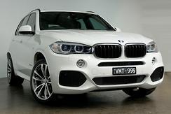 2014 BMW X5 xDrive25d F15 Auto 4x4 Automatic