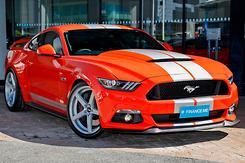 2015 Ford Mustang GT FM Manual Manual