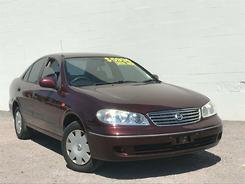 2004 Nissan Pulsar ST N16 Auto MY04 Automatic