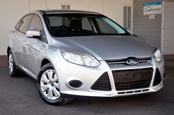2014 Ford Focus Ambiente LW MKII Auto Automatic