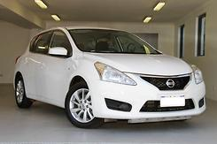 2015 Nissan Pulsar ST C12 Series 2 Auto Automatic