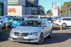 2016 SKODA Superb 206TSI Auto 4x4 MY16 Automatic