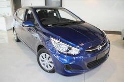 2016 Hyundai Accent Active Auto MY17 Automatic