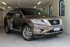 2016 Nissan Pathfinder ST-L R52 Auto 4WD MY15 Automatic