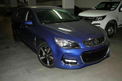 2017 Holden Commodore SV6 VF Series II Auto MY17 Automatic