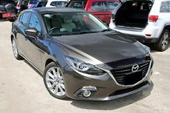 2014 Mazda 3 SP25 GT BM Series Auto Automatic