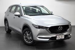 2017 Mazda CX-5 Touring KF Series Auto i-ACTIV AWD Automatic