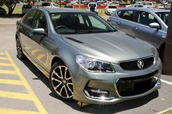 2016 Holden Commodore SS V VF Series II Manual MY16 Manual
