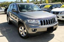 2011 Jeep Grand Cherokee Laredo Auto 4x4 MY11 Automatic