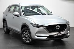 2017 Mazda CX-5 Maxx Sport KF Series Auto i-ACTIV AWD Automatic