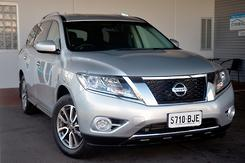 2015 Nissan Pathfinder ST R52 Auto 4WD MY15 Automatic